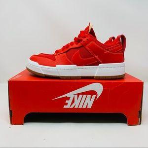 New Nike Dunk Low Disrupt Skate Shoe CK6654-600